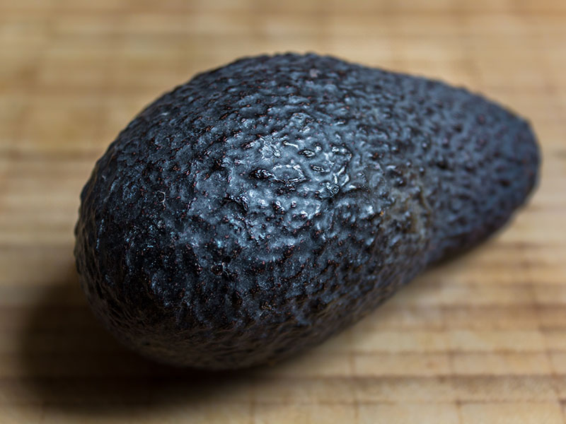 Reife Avocado