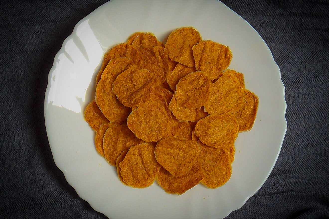 Rohkost Chips