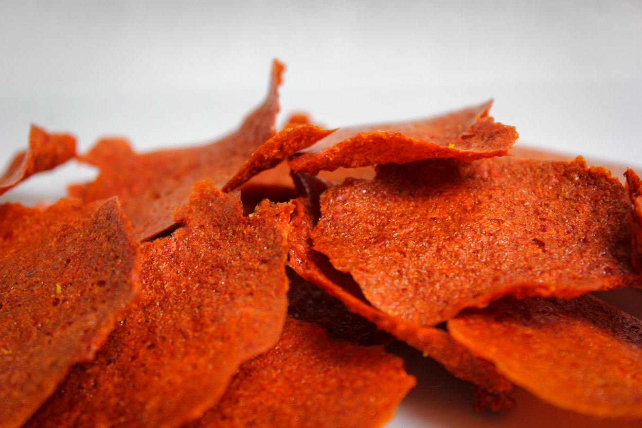Rohkost Paprika Chips
